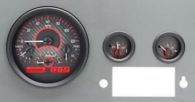 Dakota Digital 1955-86 Jeep CJ VHX Gauges