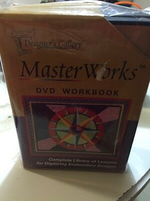 Designer's Gallery Tutorial DVD Workbook MasterWorks