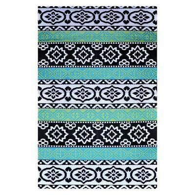 NEW FAB Rugs Indiana Plastic Outdoor Rug
