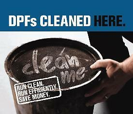 Dpf Cleaning All Cars And Light Commercials