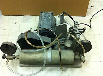 Pressure Reaction Apparatus Model 3911 Parr Shaker Type Hydrogenation