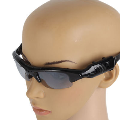 Extreme Sports HD  Video Sunglasses DVR Hidden Camera Audio  Video Recorder