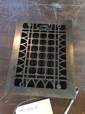 Tc 36 Antique Eggendart Gothic Cast-Iron Heating Great