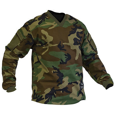 Valken Paintball V-Tac Sierra Jersey - Woodland - 3XL