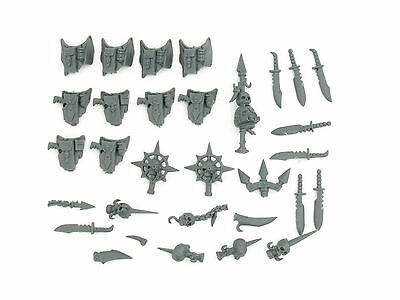 Chaos Space Marines Accessoire Pack - *BITS*