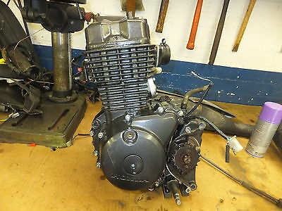 Used Genuine Honda Engine Cbf125  2013