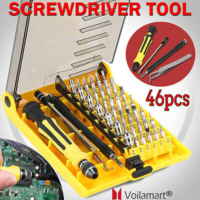Precision Screwdriver Tool Torx Screw Driver Set Kit Repair Phone PC Laptop