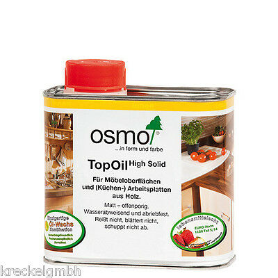 OSMO Top Oil High Solid, 3061 Akazie, 500ml