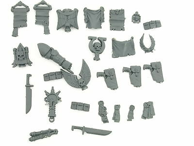 Space Marine Command Squad Accessoire Pack - *BITS*