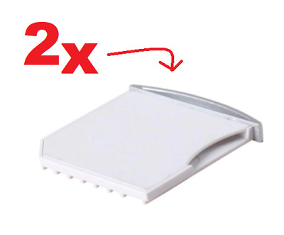 2x Micro SD Card Adapter TF to Short/Mini SD Adapter For MacBook Pro Air Retina.