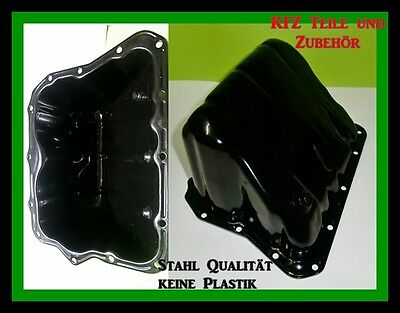 Oil Sump From Metal With Release Screw Smart Cabrio Models (450)
