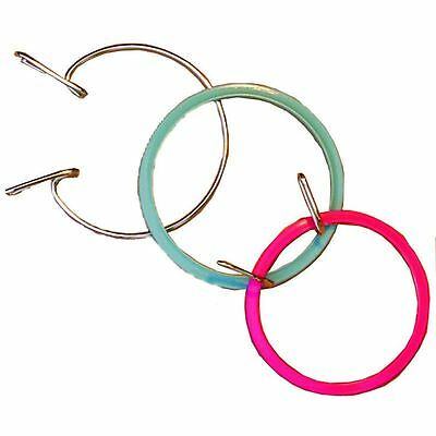 Siesta 3.5 inch Spring Embroidery Hoop Ring Round Cross Stitch Sewing Tools