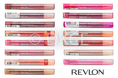 Revlon Just Bitten Lipstain + Balm Colour 15 Shades To Choose From New & Sealed