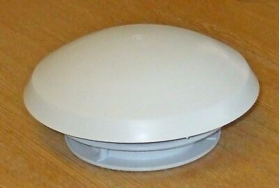 Roof Ventilator, NON-CLOSING, for boats, campers, static vans, cabins,   900035