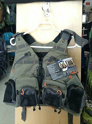 "Bushline Outdoor ""Aparah O"" Accessory Fishing Vest"