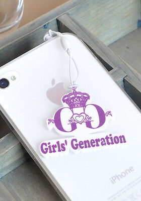 Korean Kpop Band Girls Generation SNSD So Nyeo Shi Dae Cell Phone Charm Plug