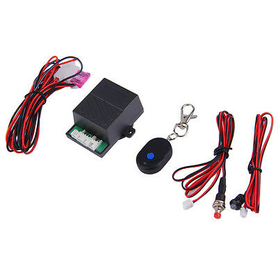 Universal Car Engine Immobilizer Anti-robbery Anti-stealing Alarm System WN