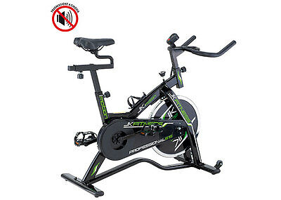 PROFESSIONAL 515 Jk Fitness indoor cycle bike cyclette volano 20 kg a cinghia