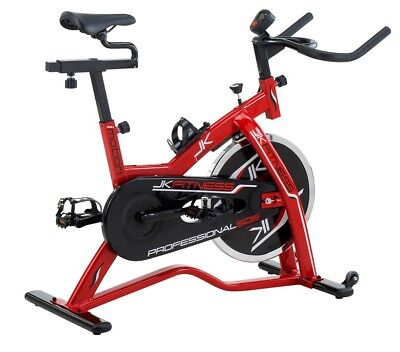 PROFESSIONAL 505 Jk Fitness indoor cycle bike cyclette volano 20 kg a catena