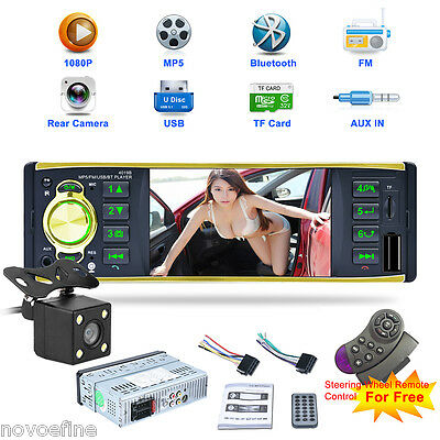 Wireless Bluetooth NFC 3.5mm AUX Audio Stereo Music Car Receiver Adapter w/ Mic
