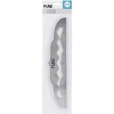 we r memory keepers Fuse tool  Ruler decorative border  template 12 inch