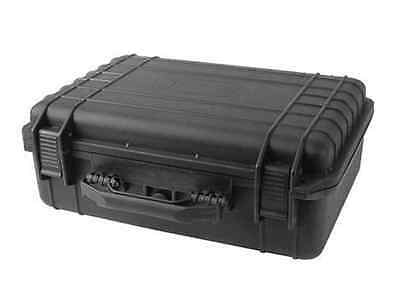 "18"" Weatherproof Hard Case For Gun DSLR Camera Lens with Pelican 1500 Pluck Foam"
