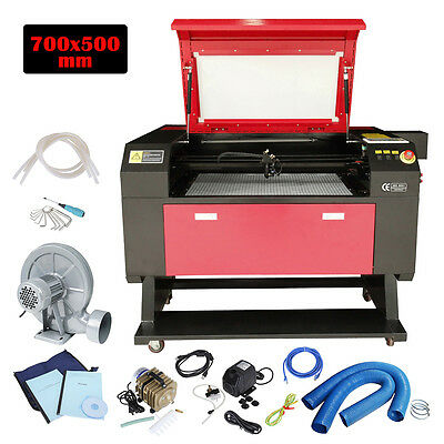 80W Co2 USB Laser Cutter Engraver Laser Cutting Engraving Machine with Stand
