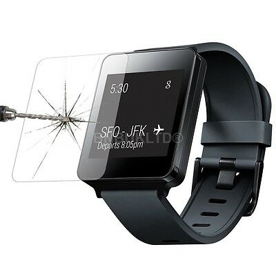 Tempered Glass Screen Protector for LG G Watch W100 ZK