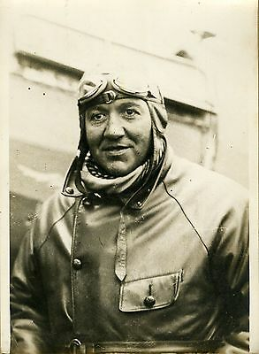 """L' aviateur CODOS"" Photo originale G. DEVRED (Agence ROL) 1931"