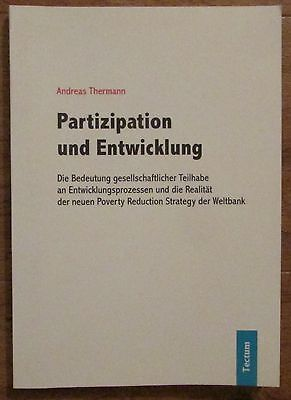 Partizipation und Entwicklung * Andreas Thermann Tectum 2005