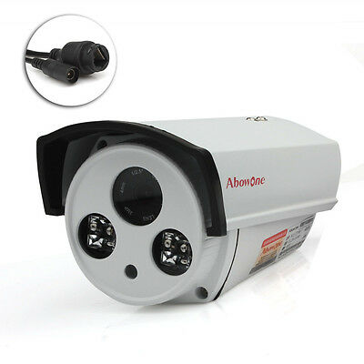 1MP IP HD 720P Outdoor Camera Night Vision 50M Security Network CAMERA 4mm Lens
