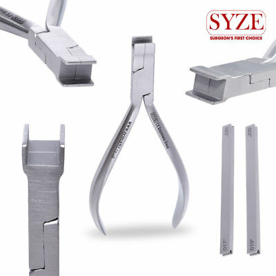 SYZE 12cm Torque Key Plier Orthodontic Tools Dentist Students Training Pliers UK