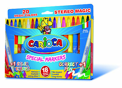 Magic Colour Changing Pens Pack of 20 Magic Markers