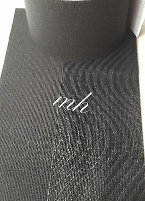 BLACK 2.5M*5cm Kinesiology Tape Sports Injury Physio Muscle Strain Support