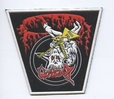 Venom synthetic 3D patch early 80's RARE