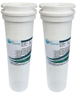 2x Compatible fridge water filter for Fisher and Paykel 836848 836860 67003662