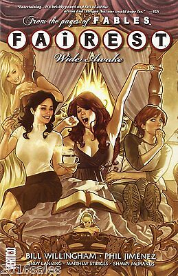 From the Pages of Fables, Fairest: Wide Awake, Vol 1 By Bill Willingham