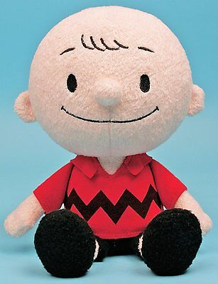 THE PEANUTS Snoopy Charlie Brown 50th anniversary Plush Bean Doll Japan NEW