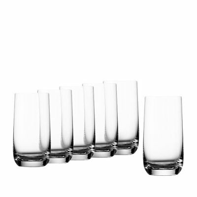 NEW Stolzle Weinland Juice Glass 315mL Set of 6 (RRP $32)