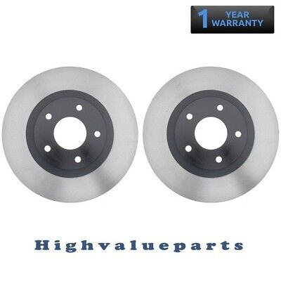 Pair of Disc Brake Rotors BR31306 Front LH &RH for Infiniti I35 2002 2003 2004