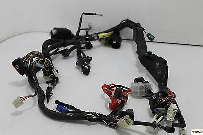 02 03 yamaha yzf r1 main engine motor wiring harness has cuts for 12 14 yamaha yzf r1 main engine wiring harness motor wire loom yzfr1 oem 13