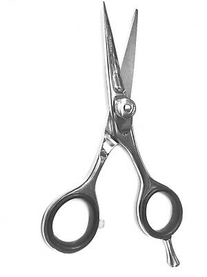 Moustache Grooming Scissors & Beard Trimming Scissor,Extremely Sharp BS 4.5 inch