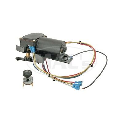 Ford Thunderbird 12V Windshield Wiper Motor Conversion Kit, From Vacuum To