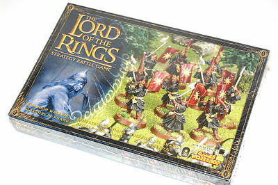 KHANDISH WARRIORS GUERRIERI DEL KHAND - Lord Of The Rings - Games Workshop