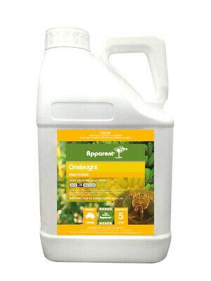 Apparent Onslaught 200SC Fipronil 5 Litre Insecticide