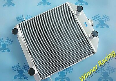 56mm aluminum alloy radiator for Ford / Mercury Car W/FLATHEAD V8 1939-1941