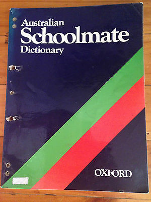 Oxword Schoolmate Dictionary for Secondary School Students