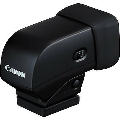 [Canon] EVF-DC1 Electronic Viewfinder for G1 X Mark II, G3 X, EOS M3 - FedEx