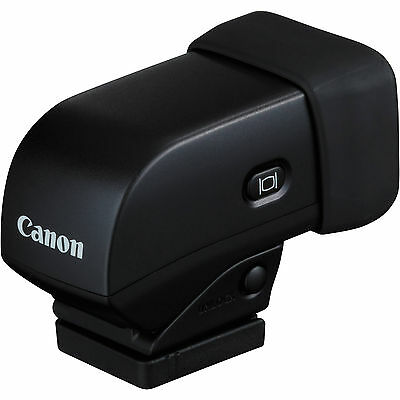 Canon EVF-DC1 Electronic Viewfinder for G1 X Mark II, G3 X, EOS M3 - FedEx