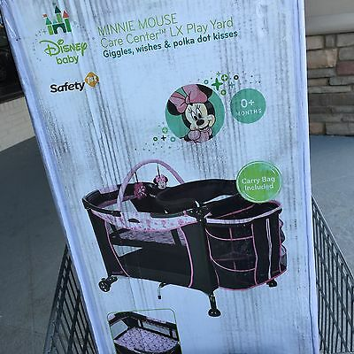 NIB Minnie Mouse Play Yard Price Just Dropped Again!!
